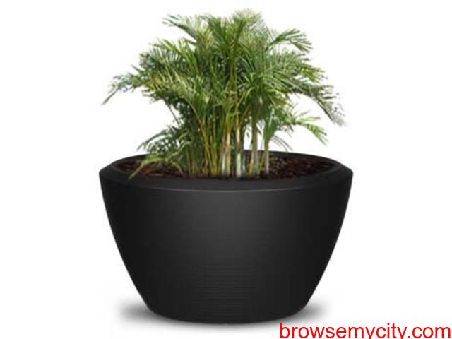 Large outdoor flower pots - 1/1