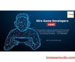How Much Does It Cost To Hire Game Developrs | DxGameStudio