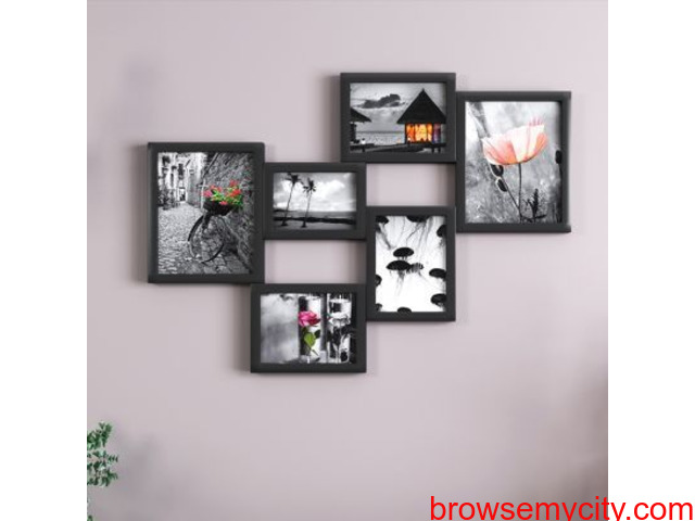 Best Photo frames online from WoodenStreet at best prices. - 3/3