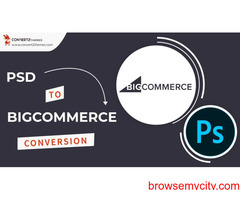 PSD to Bigcommerce Conversion