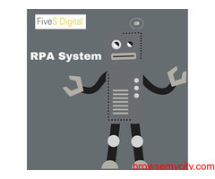 Automate with RPA System