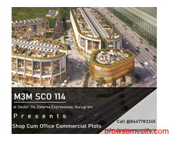 M3M SCO Sector 114, Gurugram | Here, Your Business Is Secure