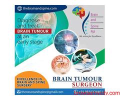 how to choose Skull base tumor surgeon Delhi