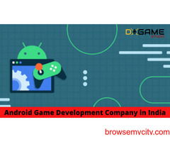 Android Game Development Company In India | DxGameStudio
