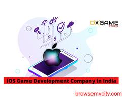 iOS Game Development Company In India | DxGameStudio