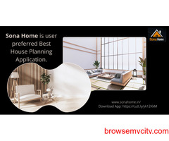 Sona Home, a home planning and designing mobile application for Salem