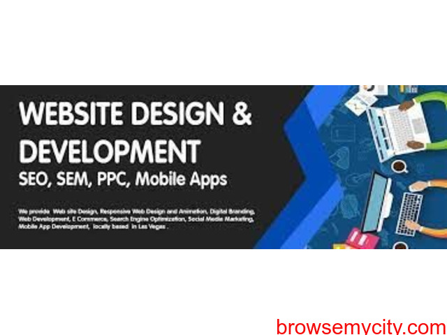 What Is Web Design, Development and SEO - 1/2