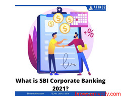What is SBI Corporate Banking 2021?