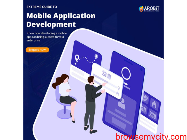 Best android app development company in India - 1/2