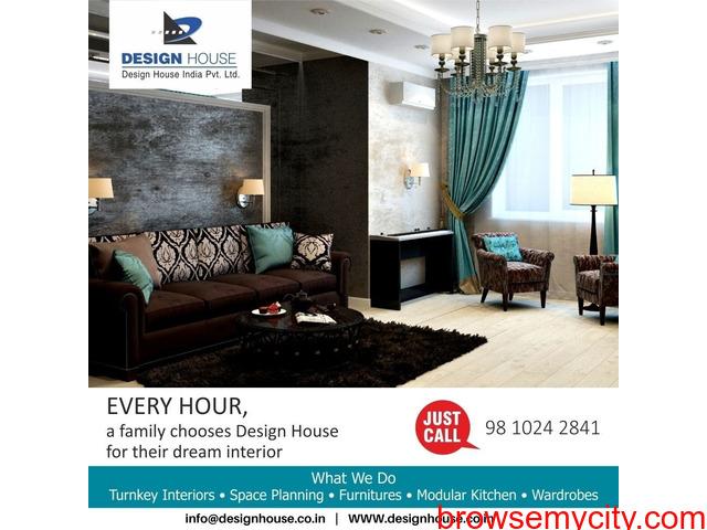 Home Interior Designers in Delhi - 1/1