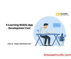 Education App Development Cost | DxMinds