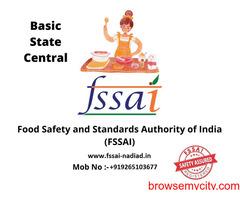 Fssai license consultant in Nadiad Gujarat