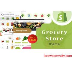 Grocery Shopify Theme
