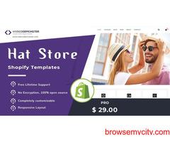 Hat Store Shopify Theme