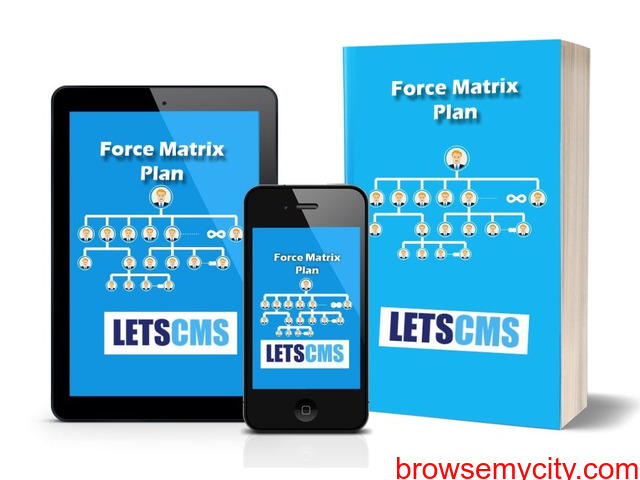 Best Force Matrix Laravel Plan- MLM Software @199 USD /- Any...   Force Matrix Laravel Plan Features - 1/1