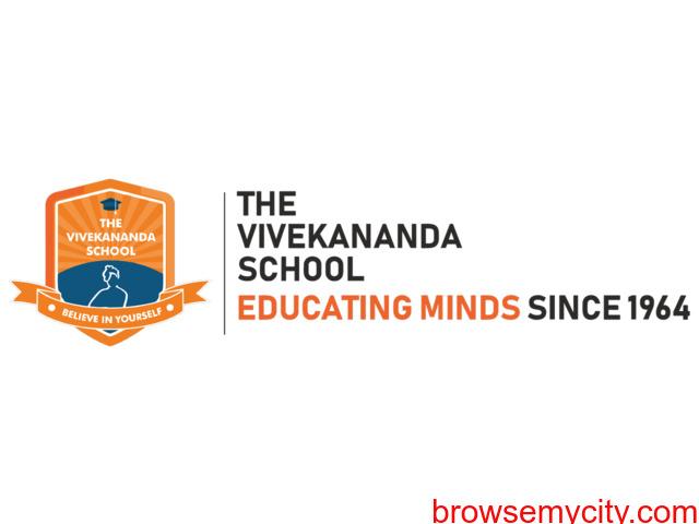 Best cbse board school in gurgaon delhi:-The Vivekananda School - 1/1