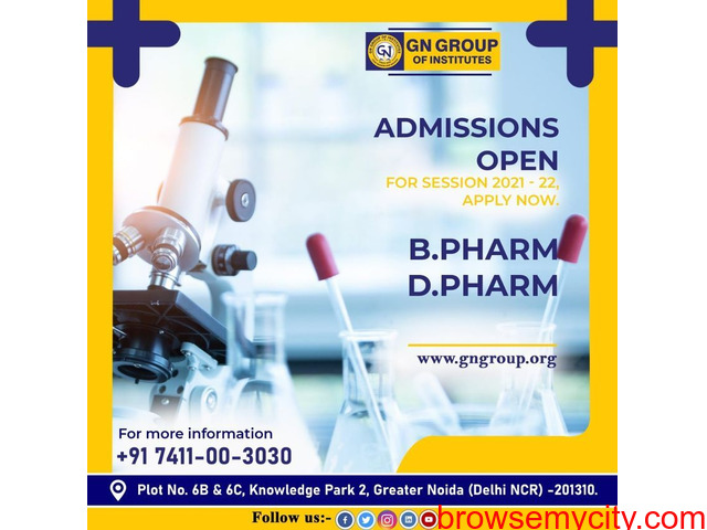 Top pharmacy college in delhi ncr - 1/1