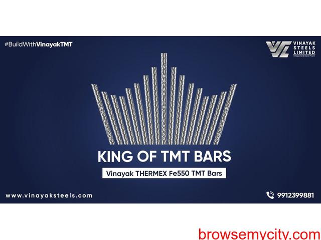 tmt bars manufacturer - 1/1