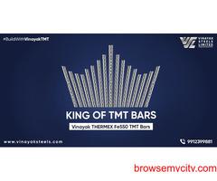 tmt bars manufacturer