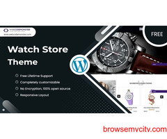 Watch WordPress Theme