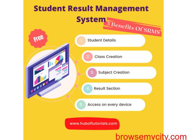 Student Result Management System - 1/1
