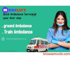 Medilift Ambulance Service in Mokama – The need for an ambulance