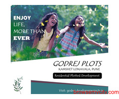 Godrej Plots Kamshet Lonavla Pune - a life full of charm