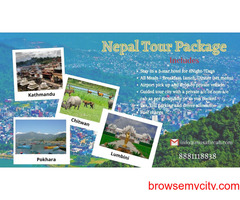 Nepal Tour Package, Best Nepal Tour Packages