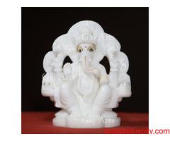 Buy online Ganesh murti Udaipur.!! - Gaj Arts