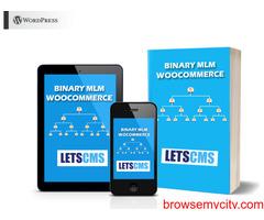 Binary MLM WooCommerce, WordPress | eCommerce Business Softwares | Binary MLM E-commerce| BMW Pla