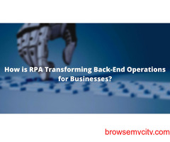 RPA platform operations for businesses