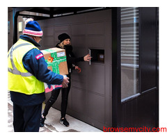 Looking For Smart Package Delivery Locker in Canada? Give us a Call!