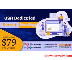 Onlive Server Offers Dependable And Affordable USA Dedicated Server