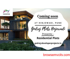 Godrej Upcoming Plotted Development At Hinjewadi, Pune