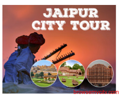 Jaipur Local Sightseeing Tour Package with Pushkar