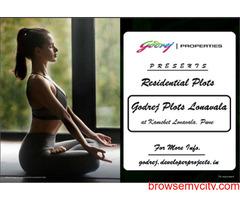 Godrej Properties Plots At Kamshet Lonavala, Pune