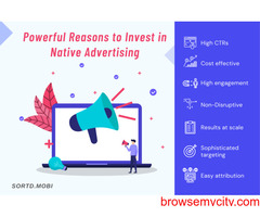Powerful Reasons to Invest in Native Advertising