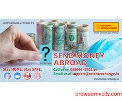 Send Money Abroad From Amritsar Bus Stand