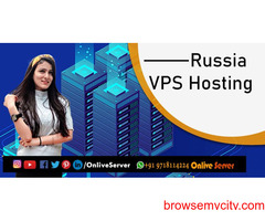 Increase Traffic Of Your Website With Russia VPS Hosting - Onlive Server