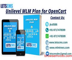 Unilevel multi level marketing Plan Software | Unilevel mlm Features