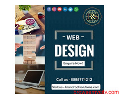 Best web design services Providers | BRS