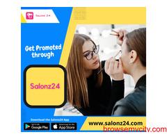 Beauty Salon Service Home With Salonz24