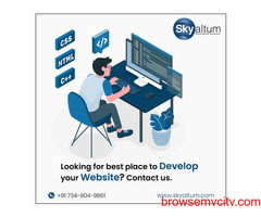 Are you looking for Best website design company in Bangalore.