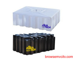 Buy Water Storage Tanks Online at best prices - Aquatech