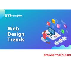 Top Web Design Trends