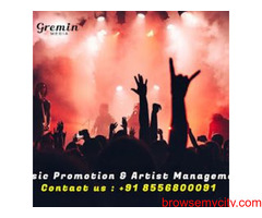 Gremin Media - Song Promotion Company in Chandigarh
