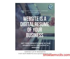 Best web designing and web development services in Guru-gram- Eplatformtech