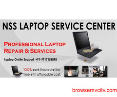 Laptop Service Center in Thane | NSS Laptop Service Center