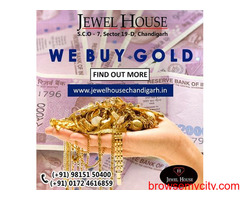 Cash for Gold in Chandigarh | Gold Buyer in Chandigarh | Sell Gold in Chandigarh - Jewel House