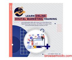 Top Digital Marketing Training Institute in Delhi | Career Focus Point